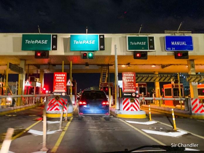 Alquilar un auto en Buenos Aires ¿Y cómo se pagaran los peajes ahora?