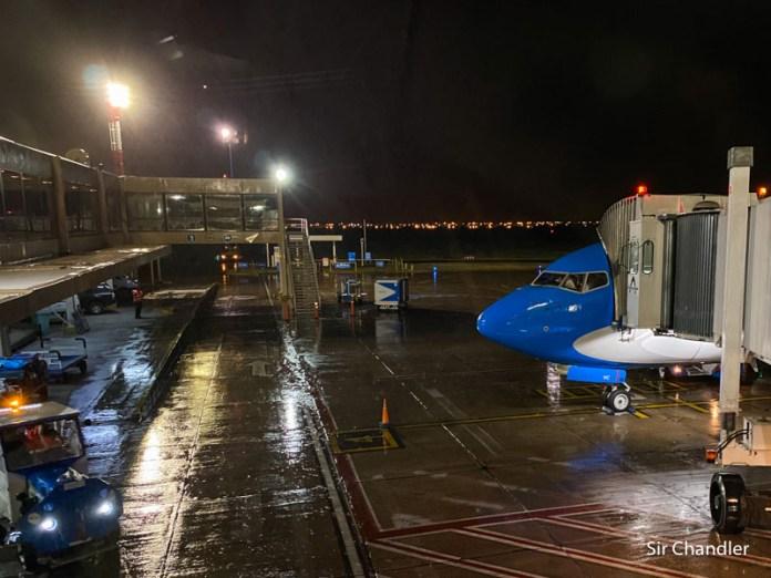 El vuelo a Salta y los permisos de ingreso