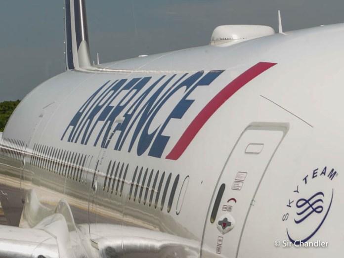 Air France recupera los vuelos que tuvo que bajar por el lockdown de Francia