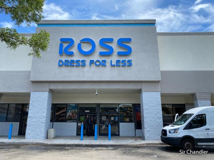 Ross Dres For Less: recorrida por el concepto de tiendas en USA