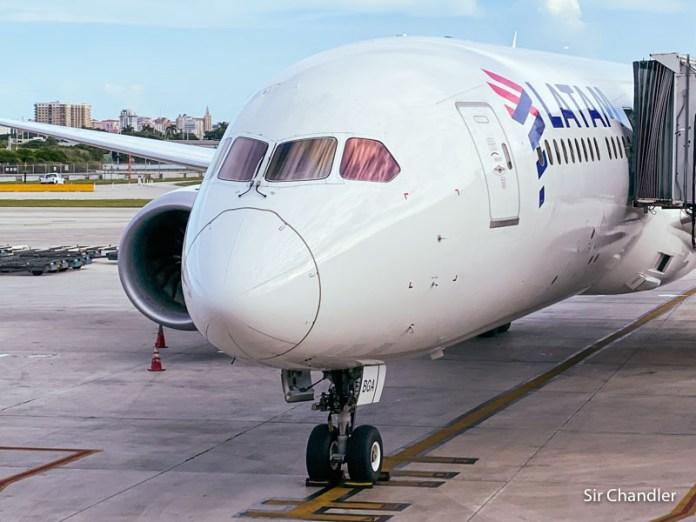 LATAM aumenta la cantidad de vuelos con Ezeiza en enero