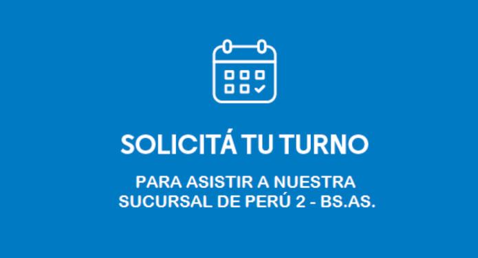 Aerolíneas Argentinas arranca a atender presencialmente en la oficina de Perú 2