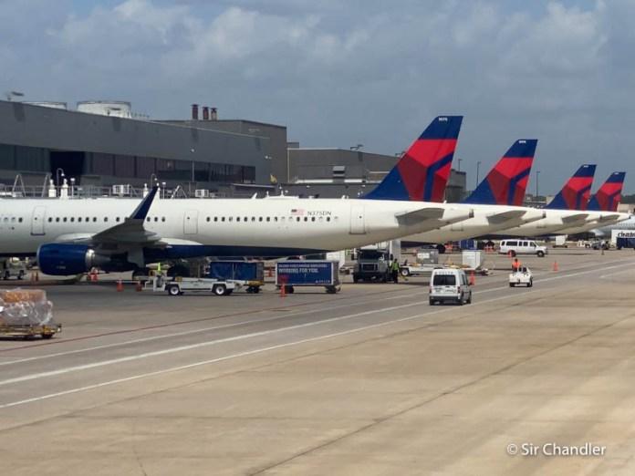 Delta: detalles del regreso a la Argentina y Chile en una entrevista