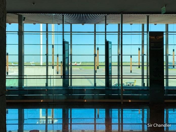 Reducción de vuelos hasta el 9 de abril publicado en el boletín oficial