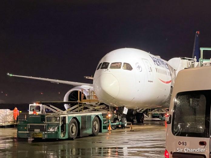 Aeroméxico hace sus últimos vuelos el fin de semana