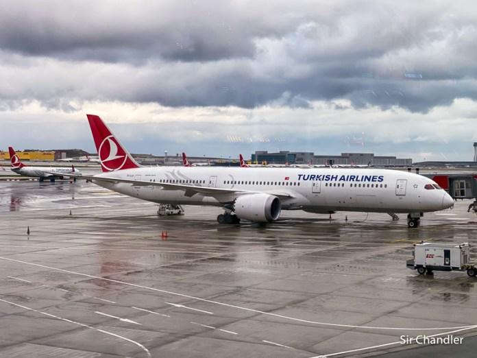 Turkish mantiene sus dos vuelos semanales a Estambul sin derecho a tráfico con Brasil
