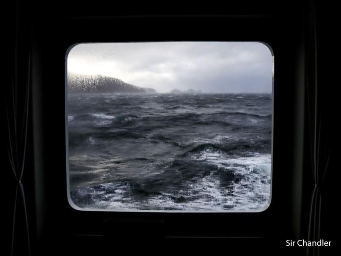 El Cabo de Hornos y las dos veces que pasé por ahí