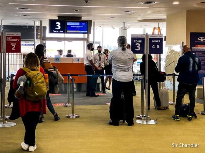 Las reservas con vuelos cancelados de Latam y otras aerolíneas en la primera quincena de mayo ¿Vuelven?