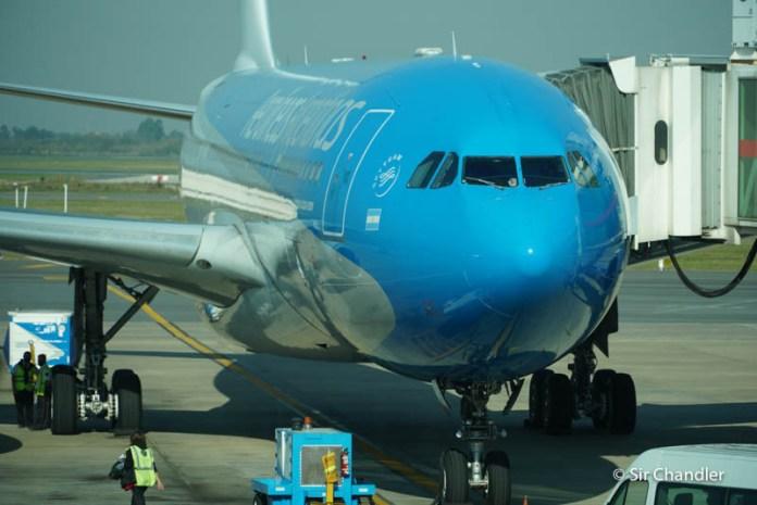 Crónica de vuelo a Madrid con Aerolíneas Argentinas y los cambios en el servicio a bordo
