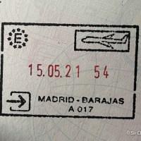 Entré en España con mi pasaporte argentino por asistir a FITUR: la data del viaje