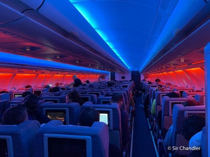 Resumen de vuelos internacionales de Aerolíneas Argentinas en junio