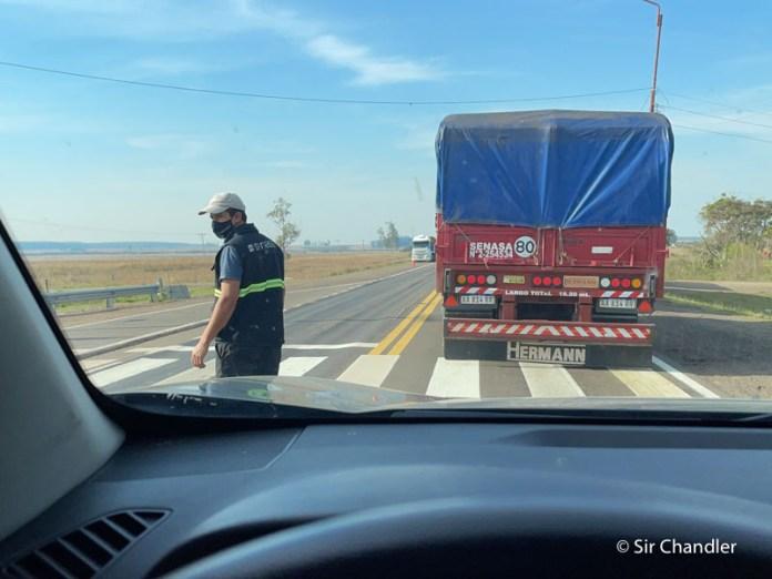 ¿Qué controles hay para ingresar a Entre Rios y Corrientes?