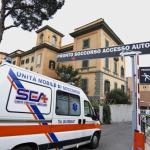 SOCCORSI ROMA A RISCHIO, AMBULANZE FERME IN OSPEDALI
