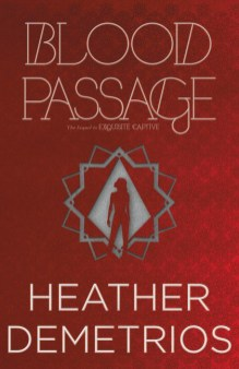 Blood Passage, Heather Demetrios