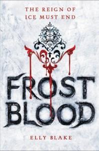 Frostblood, Elly Blake