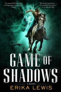Game of Shadows, Erika Lewis