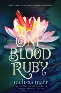 One Blood Ruby, Melissa Marr