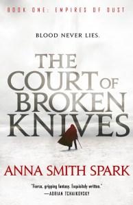 Court of Broken Knives, Anna Smith Spark