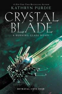 Crystal Blade Kathryn Purdie