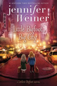 Little Foot Big City Jennifer Weiner