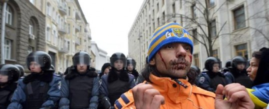 """<span class=""""caps"""">UCRAINA</span>: Cosa sta succedendo a Kiev? Intervista a Max Di Pasquale"""