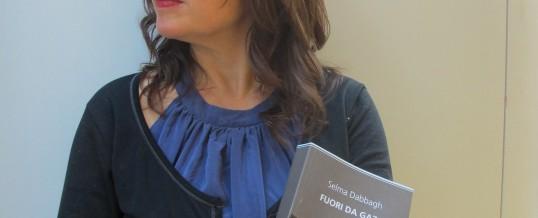"""Selma Dabbagh in Italia per presentare """"Fuori da Gaza"""""""
