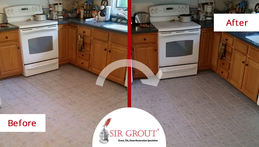 right grout color for your tile floors
