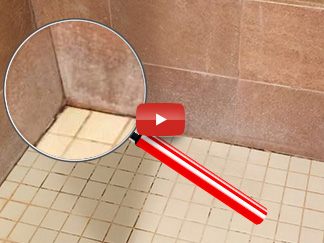 soap scum in your bathroom disappear