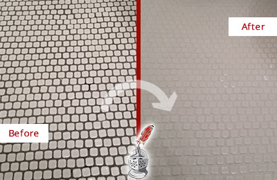 residential grout recoloring and