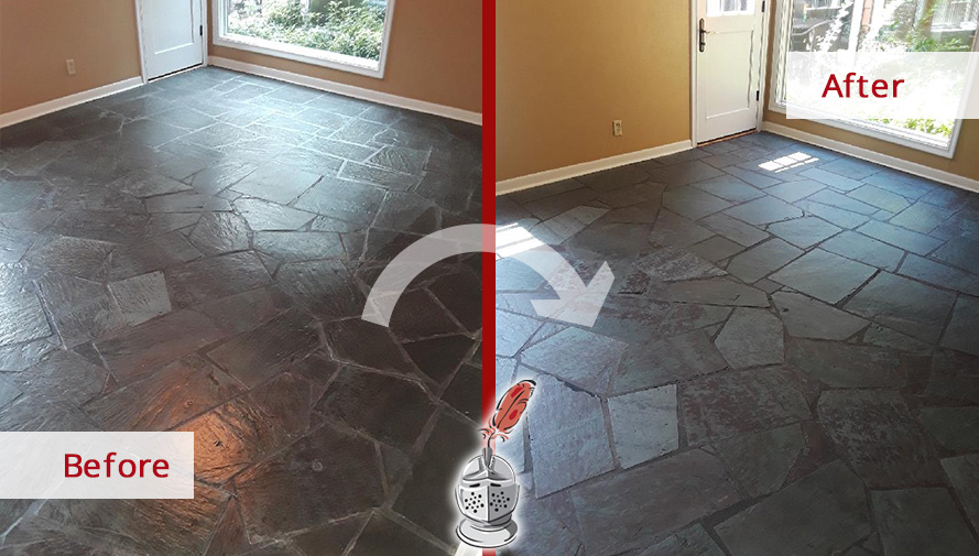 our stone cleaning experts in dallas