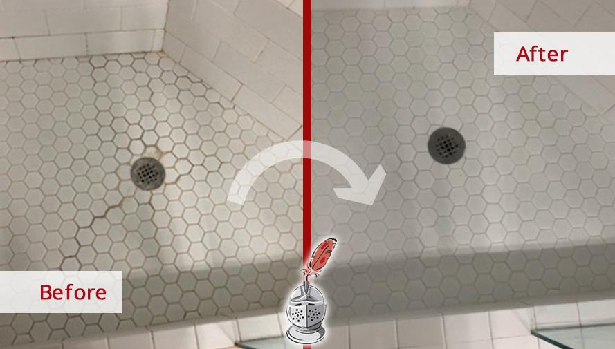 customers ceramic tile shower