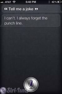 Tell Me A Joke- Siri Tells Funny Jokes