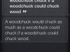Son Of How Much Wood Would A Wood Chuck Chuck…