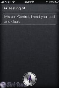 Testing - Funny Siri Responses