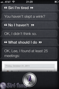 Siri I'm Tired - Siri Quotes