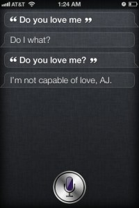 Do You Love Me? - Funny Siri Quotes