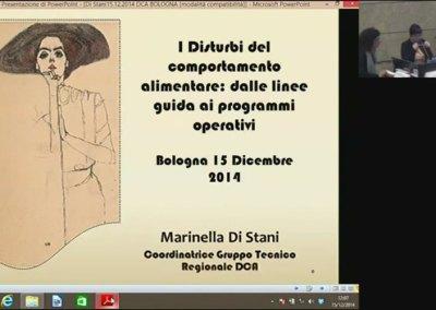 Intervento Dr.ssa Marinella Di Stani
