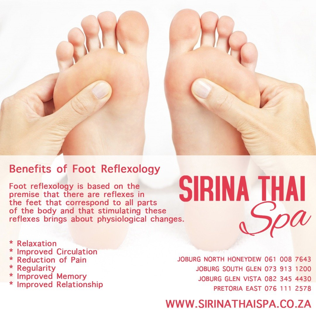 Benefits of Feet Reflexology