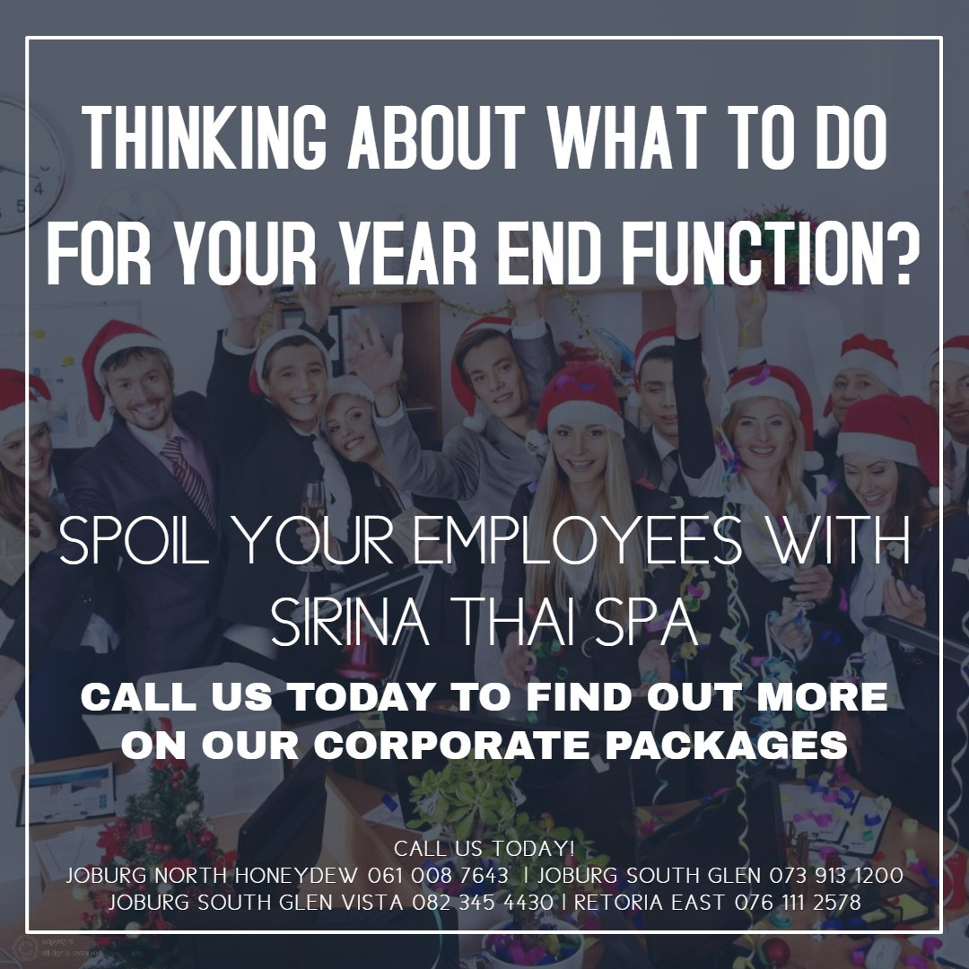 Spoil your employees