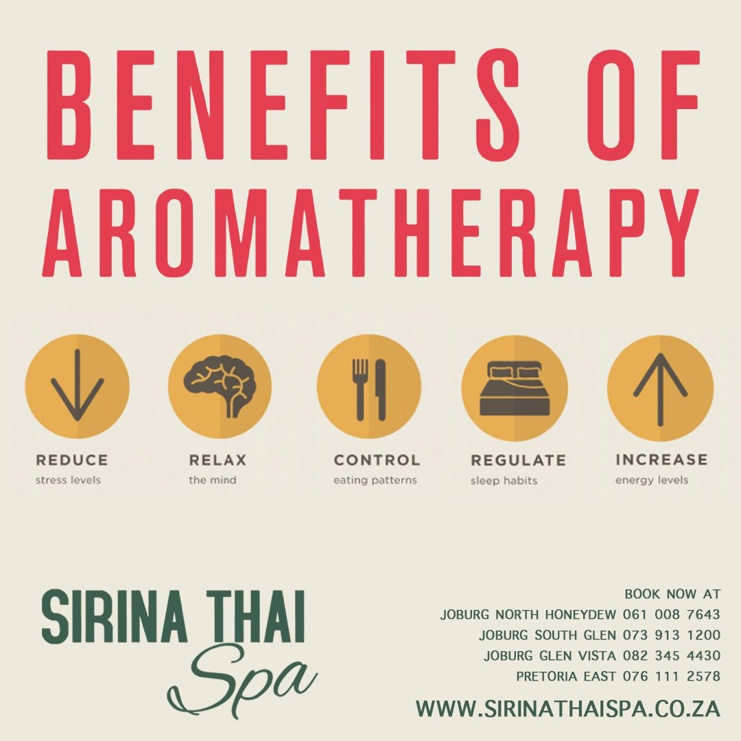 Sirina Thai Spa Benefits Of Massage
