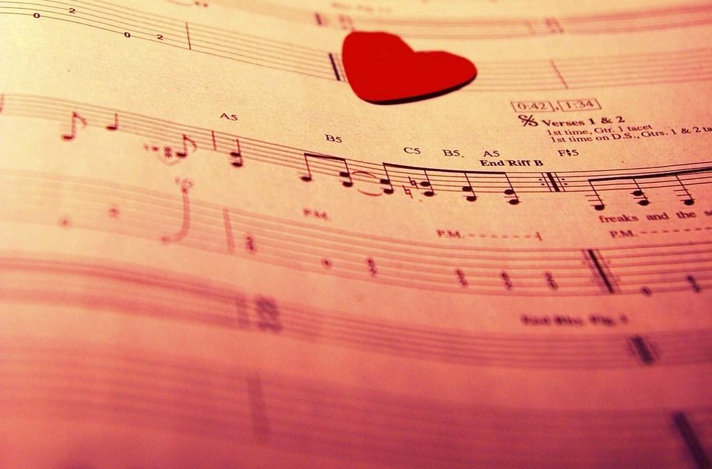 Livet er en sang. Er du redd for å synge med?