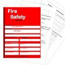 Fire Log Book