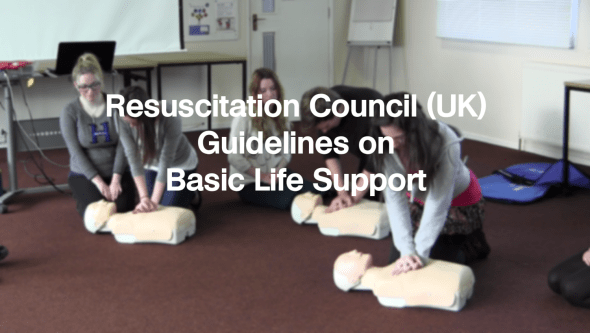 Guidelines Basic Life Support