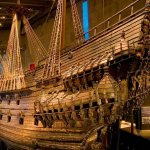 The 17th century warship that sank, was recovered & is now in a museum for all to see