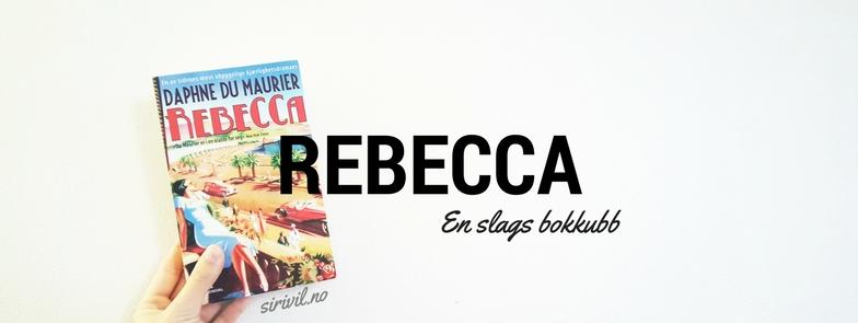 rebecca - en slags bokklubb