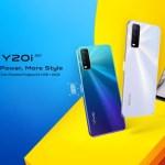 The all-new vivo Y20i