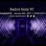 Upcoming Redmi 9T, Global Launch