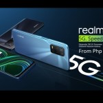 realme 8 5G - Speed to Infinity