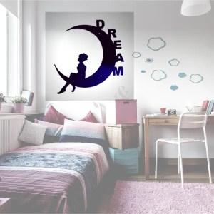 fairy moon metal room2