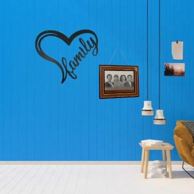 heart family room